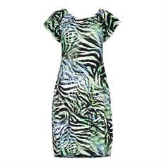 Geisha jurk 07042-60 MAY in het Hemels Blauw