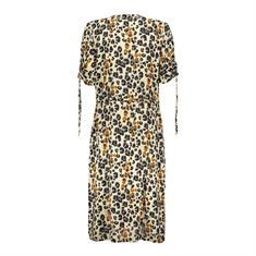 Geisha jurk 07051-42 in het Beige