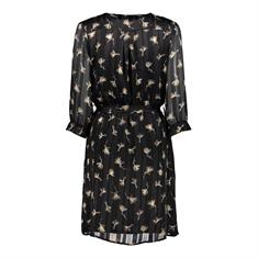 Geisha jurk 07420-20 in het Zwart