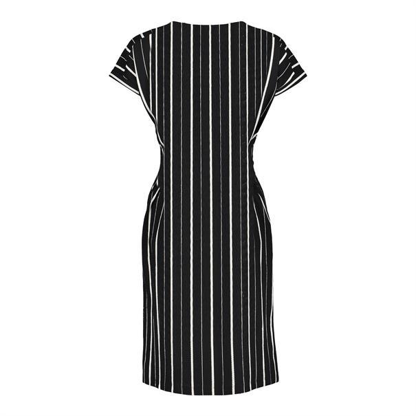 Geisha jurk 07428-20 in het Zwart