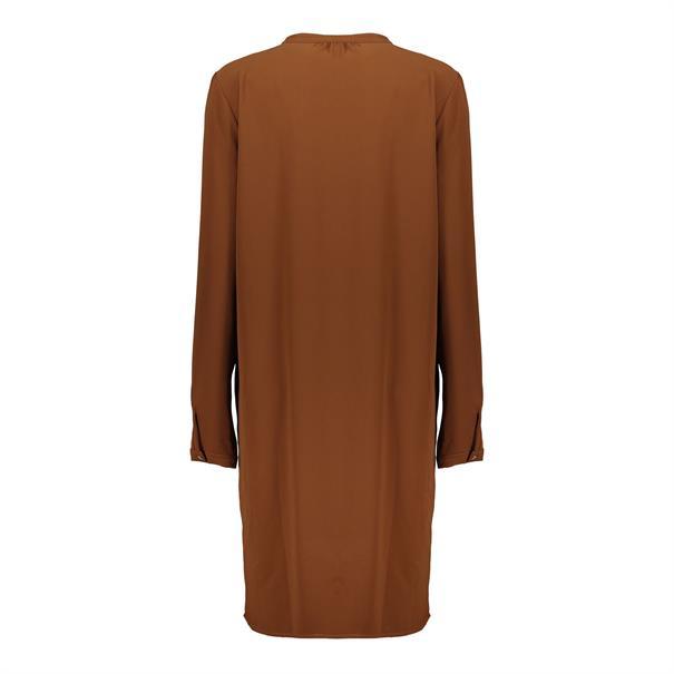 Geisha jurk 07508-10 in het Beige