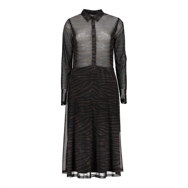 Geisha jurk 07655-20 in het Beige
