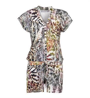Geisha jurk 11371-60 CHARLIE in het Beige