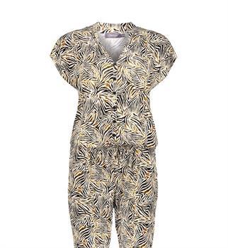 Geisha jurk 11373-60 CLEO in het Bruin
