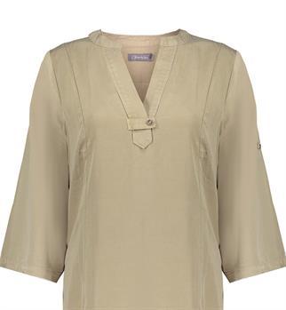 Geisha jurk 17004-10 in het Beige