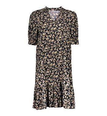 Geisha jurk 17047-26 in het Zwart