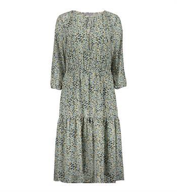 Geisha jurk 17100-20 in het Hemels Blauw