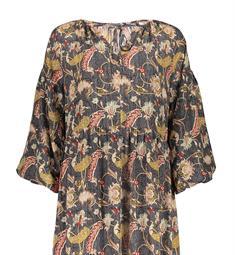 Geisha jurk 17331-26 in het Grijs