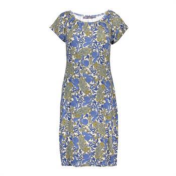 Geisha jurk 17391-60 MAY in het Blauw