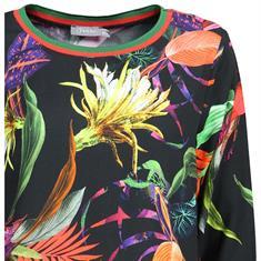 Geisha jurk 87857-20 in het Zwart