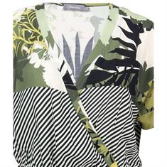 Geisha jurk 97121-70 in het Groen