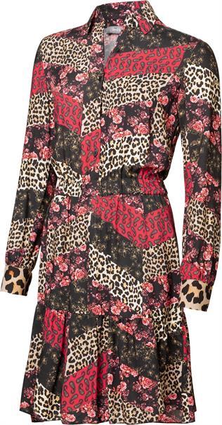Geisha jurk 97769-20 in het Zwart