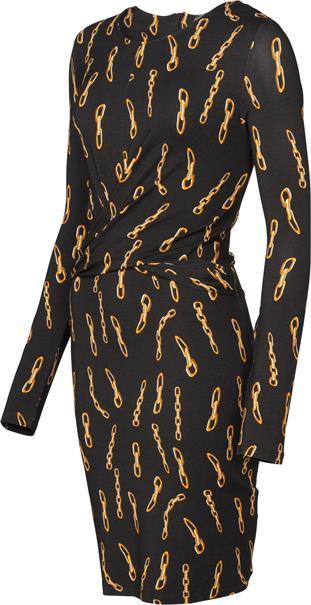 Geisha jurk 97875-60 in het Zwart