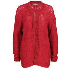 Geisha kort vest 84803-10 in het Rood