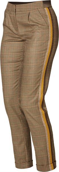 Geisha pantalons 91532-10 in het Camel