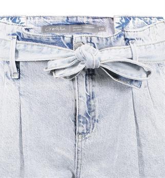 Geisha shorts en bermuda's 11115-24 in het Licht Denim
