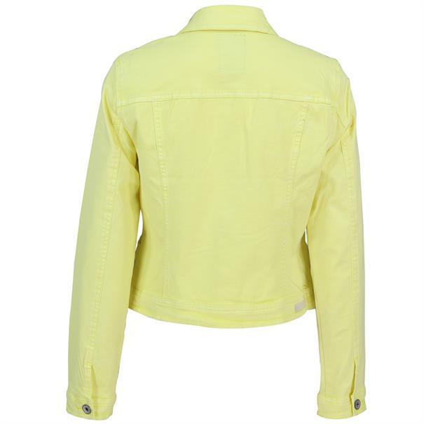 Geisha spijkerjack 95013-10 in het Geel