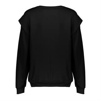 Geisha sweater 12589-70 in het Zwart