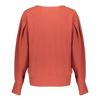 Geisha sweater 12840-21 in het Brique