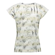 Geisha t-shirts 03102-40 in het Offwhite