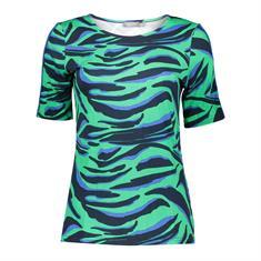 Geisha t-shirts 03284-20 in het Mint Groen