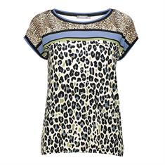 Geisha t-shirts 03444-20 in het Beige