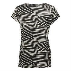 Geisha t-shirts 03452-20 in het Zwart