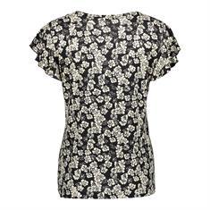 Geisha t-shirts 03454-20 in het Zwart