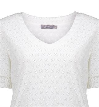 Geisha t-shirts 12025-46 in het Offwhite
