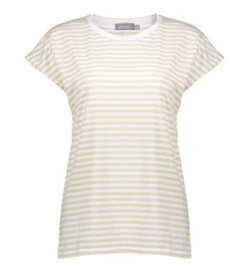 Geisha t-shirts 12061-21 in het Offwhite