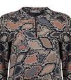 Geisha t-shirts 13698-20 in het Zwart