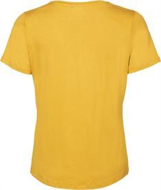 Geisha t-shirts 92578-41 in het Oker