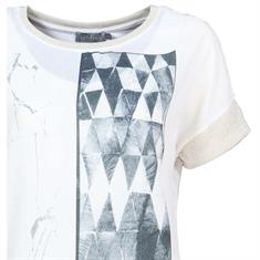 Geisha t-shirts 93305-40 in het Ecru