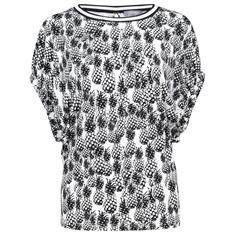 Geisha t-shirts 93418-20 in het Zwart