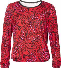 Geisha t-shirts 93516-40 in het Rood
