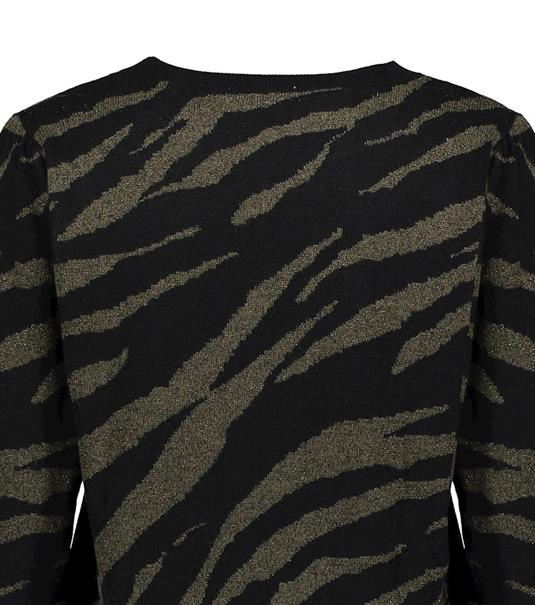 Geisha trui 14506-10 in het Zwart
