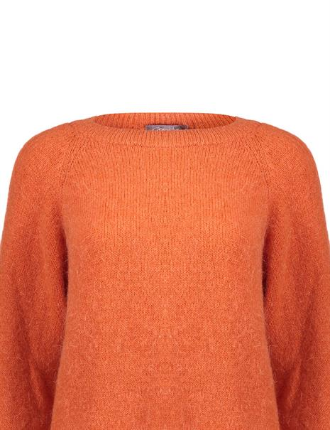Geisha trui 14612-70 in het Oranje