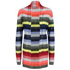 Geisha vest 84011 in het Multicolor