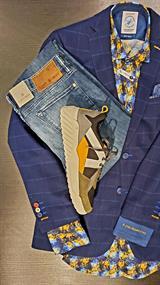 Gekleed outfits Set 2 in het Multicolor