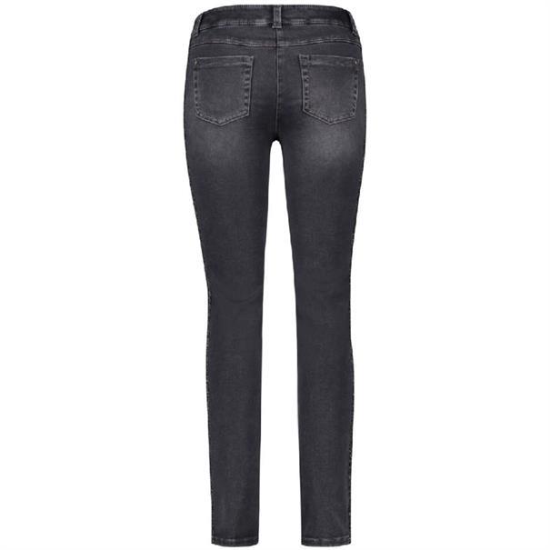Gerry Edition jeans 722233-67668 in het Zwart