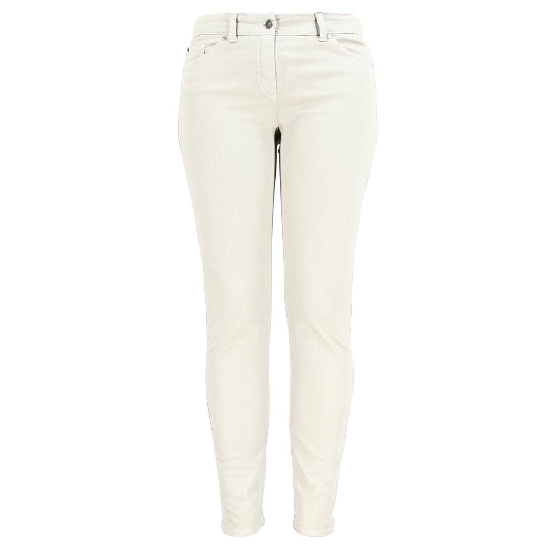 Gerry Edition jeans 92151-67810 in het Beige