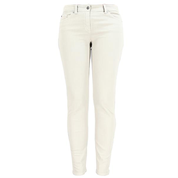 Gerry Edition jeans 92151-67810 in het Beige