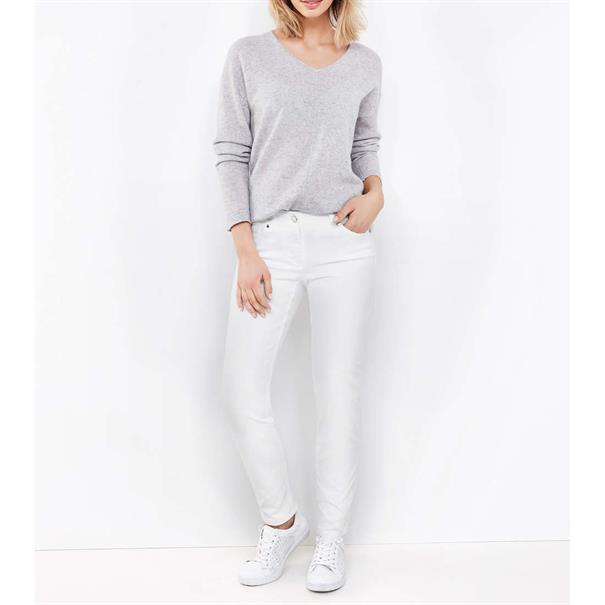 Gerry Edition jeans 92151-67810 in het Wit