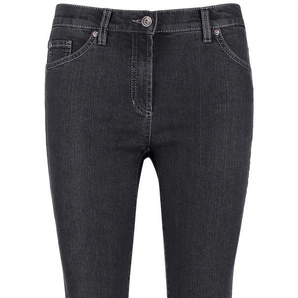 Gerry Edition jeans Irina 92069-5026 in het Donker grijs
