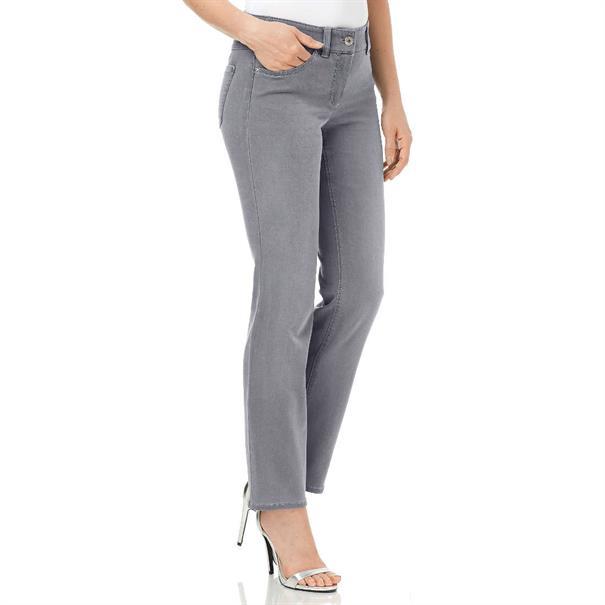 Gerry Edition jeans Roxy 92151-67910 in het Grijs