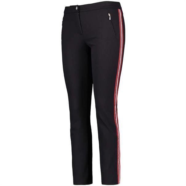 Gerry Edition jeans Roxy 92151-67910 in het Zwart