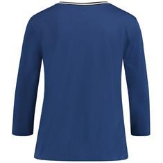 Gerry Edition t-shirt 770078-44061 in het Blauw