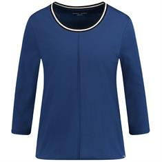 Gerry Edition t-shirts 770078-44061 in het Blauw