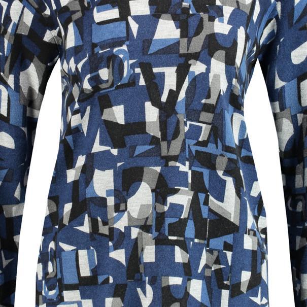 Gerry Edition trui 770618-44753 in het Multicolor