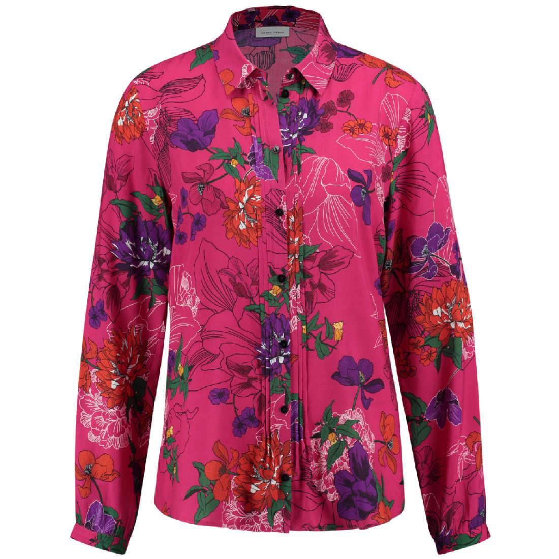 Gerry Weber blouse 860057-31444 in het Fuxia